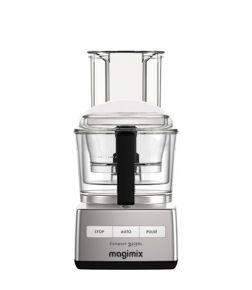 Magimix 3200 XL Foodprocessor (Mat Chroom)