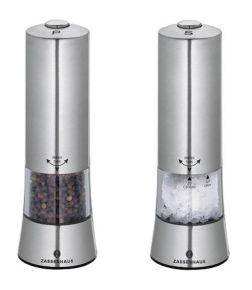 Peper - zoutmolen elektrisch Zassenhaus