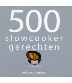 Slowcooker kookboek voor de crock-pot
