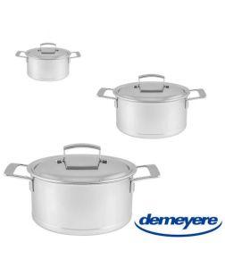 Kookpan Demeyere Silver