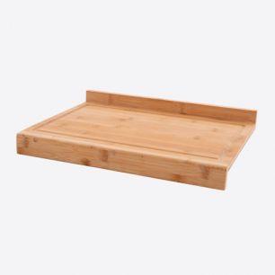 Aanrechtplank bamboe 40 x 30 cm
