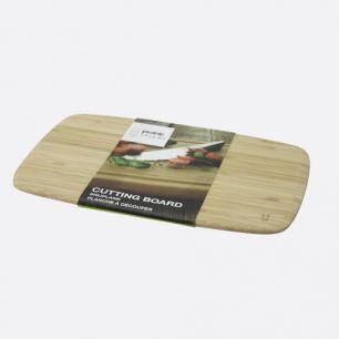 Snijplank bamboe 35 x 25 x 0,8 cm