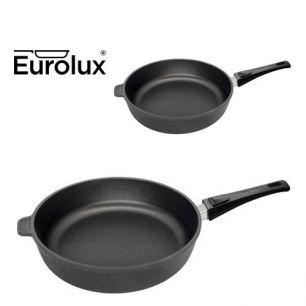 Hapjespan Eurolux antikleef