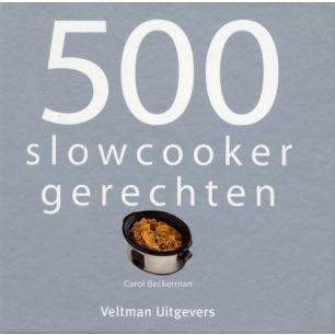 Slowcooker kookboek voor de crock-pot