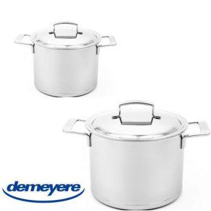 Kookpan Demeyere Silver hoog