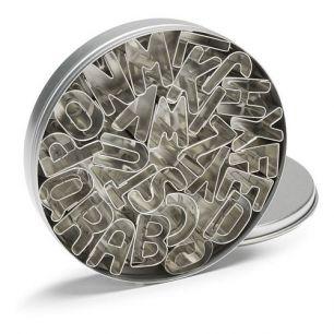Uitsteekset alfabet