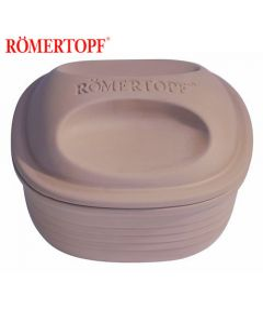 Römertopf 2 kg vierkant
