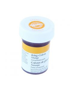 Kleurstoffen levensmiddelen (orange)
