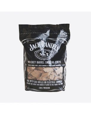 Jack Daniels wood smoking chips 800 gram