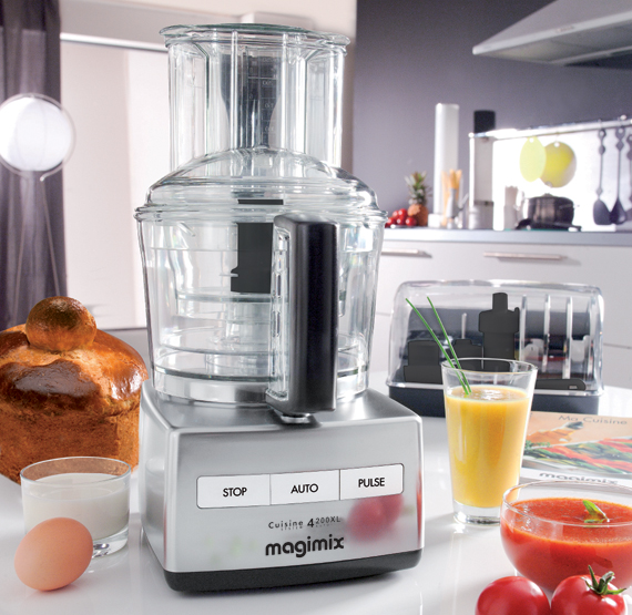 Magimix Foodprocessor 15 juni 2019
