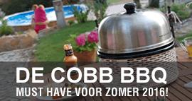 De Cobb BBQ -  Brinkmans Kookwinkel