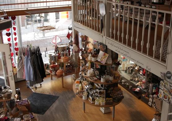 Brinkmans Kookwinkel De winkel