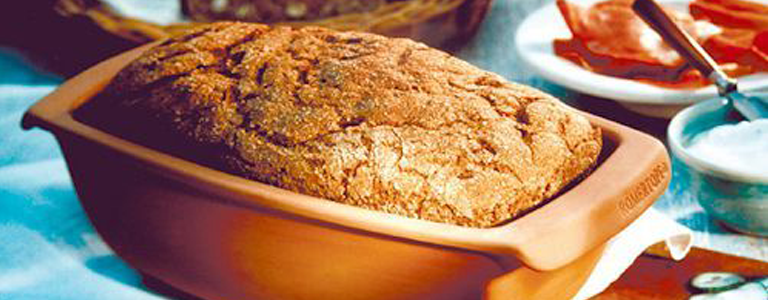 Romertopf broodbakvorm