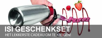 ISI Geschenkset - Brinkmans Kookwinkel