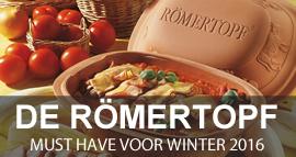 De Romertopf -  Brinkmans Kookwinkel
