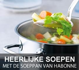 Soeppan Habonne - Brinkmans Kookwinkel