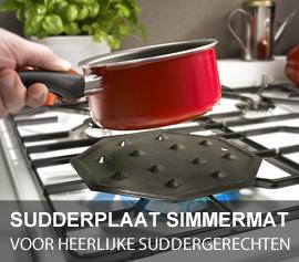 Sudderplaat Simmermat - Brinkmans Kookwinkel