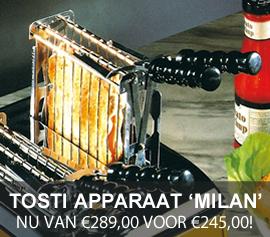 Tosti apparaat Milan